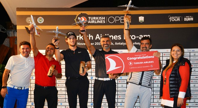 Turkish Airlines Pro-Am sona erdi